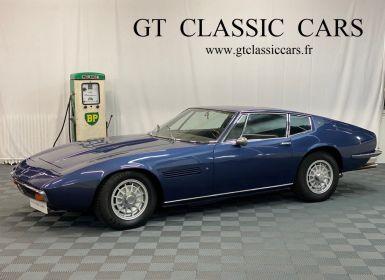 Vente Maserati Ghibli 4.9 SS Occasion