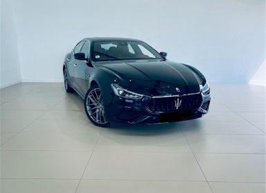 Achat Maserati Ghibli GranSport Occasion