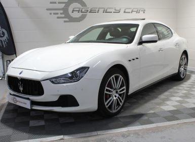 Vente Maserati Ghibli III 3.0 V6 275ch Diesel Occasion
