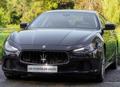 Achat Maserati Ghibli III 3.0 V6 275ch Start/Stop Diesel Occasion