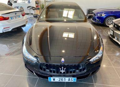 Achat Maserati Ghibli III 3.0 V6 410 S Q4 Occasion