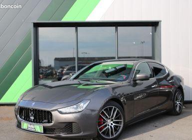 Achat Maserati Ghibli III V6 DIESEL Occasion