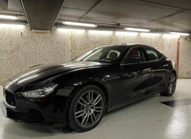 Maserati Ghibli MASERATI GHIBLI 3.0 V6 S Q4