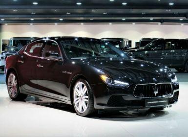 Achat Maserati Ghibli Maserati Ghibli 3.0 V6 S Q4 automatique * BI-XENON * NAVI * 20 GARANTIE 12 MOIR Occasion