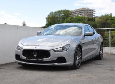 Vente Maserati Ghibli S Q4 Leasing