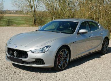 Maserati Ghibli S Q4, Toit ouvrant, Navi, Caméra, Roues 21, Apple CarPlay Occasion