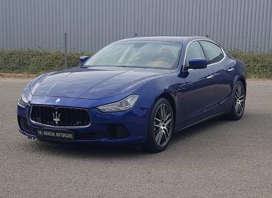 Achat Maserati Ghibli V6 3.0 DIESEL 275 CH Occasion