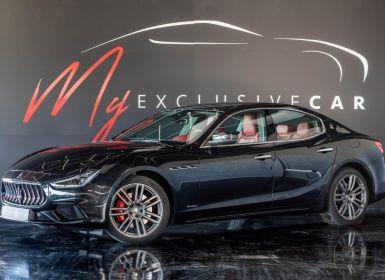 Achat Maserati Ghibli V6 D GranSport - Pack Sport - Origine France, 2 Propriétaires - Historique Complet - Révisée - GARANTIE 12 Mois Occasion