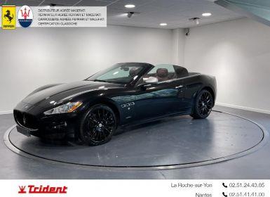 Vente Maserati Grancabrio 4.7 440ch Occasion