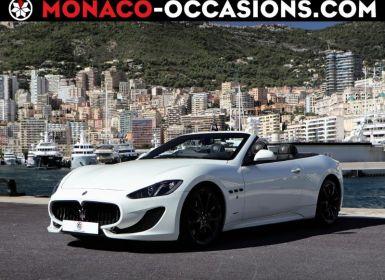 Maserati Grancabrio 4.7 460ch Sport Occasion