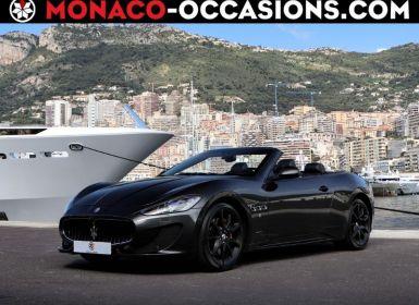 Vente Maserati Grancabrio 4.7 460ch Sport Occasion