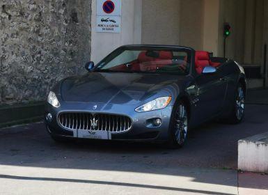 Achat Maserati Grancabrio 4.7 S BVA Occasion