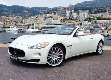 Vente Maserati Grancabrio 4.7 V8 440 BVA Occasion