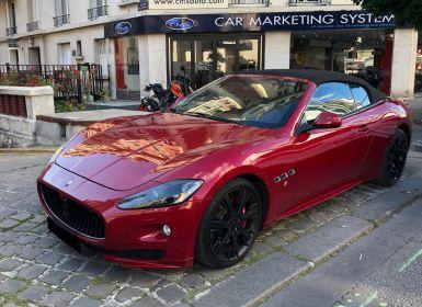 Achat Maserati Grancabrio 4.7 V8 Sport Auto Leasing