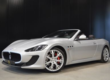 Vente Maserati Grancabrio 4.7i V8 460 ch MC Stradale 19.000 km !! NEUVE !! Occasion