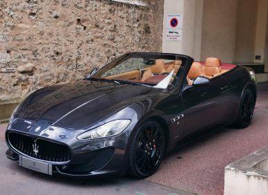 Vente Maserati Grancabrio MASERATI GRANCABRIO SPORT 4.7 V8 460cv AUTOMATIQUE Occasion