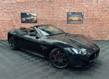 Vente Maserati Grancabrio sport 4.7 v8 460 automatique Occasion