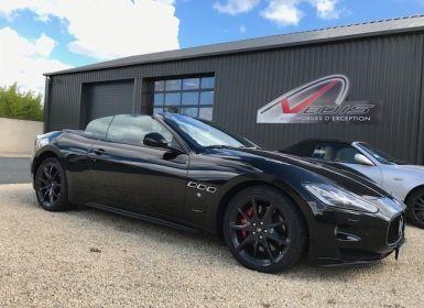 Vente Maserati Grancabrio SPORT Occasion