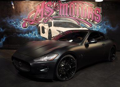 Achat Maserati Grancabrio V8 4.7 Occasion