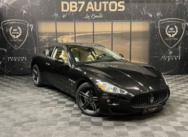 Vente Maserati GranTurismo 4.2 V8 405 Boite ZF Occasion