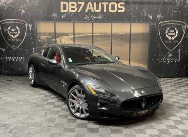 Vente Maserati GranTurismo 4.2 V8 405 BVA Occasion