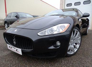 Vente Maserati GranTurismo 4.2L 405PS BVA ZF /34km 1ere Main GPS SKYHOOK  BIXENON PDC JANTES 20 Bose Mémoire  Occasion