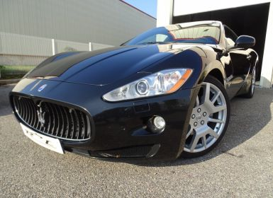 Vente Maserati GranTurismo 4.2L BVA ZF 405PS/ Full Options jtes 20  PDC  BOSE  Occasion