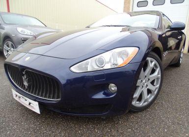 Vente Maserati GranTurismo 4.2LBVA ZF 405PS / GPS BIXENON SKYHOOK Occasion
