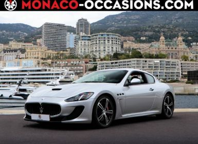 Vente Maserati GranTurismo 4.7 460ch MC Stradale BVR Occasion