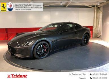 Vente Maserati GranTurismo 4.7 460ch Sport 313g Occasion