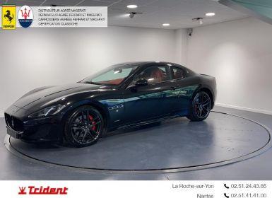 Vente Maserati GranTurismo 4.7 460ch Sport BVA Occasion