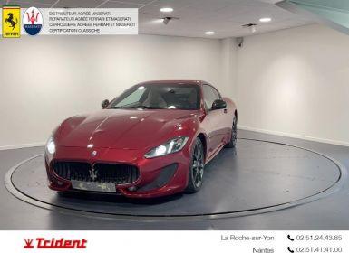 Vente Maserati GranTurismo 4.7 460ch Sport BVR Occasion