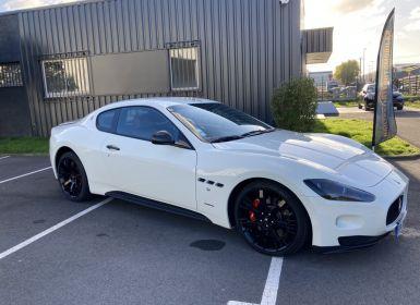 Vente Maserati GranTurismo 4.7 S BVR Pack MC Sport Line  Occasion