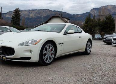Vente Maserati GranTurismo 4.7 S V8 Occasion