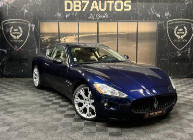 Achat Maserati GranTurismo 4.7 V8 s bva 440 ch 4.7 V8 s bva 440 ch Occasion