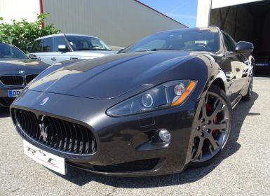 Vente Maserati GranTurismo 4.7L F1 440Ps/ Embrayage neuf PDC GPS BOSE Jtes 20 Occasion