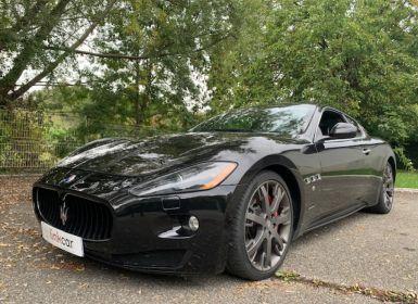Vente Maserati GranTurismo COUPÉ S V8 4.7 440CV Occasion