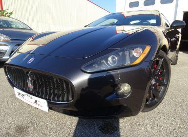 Maserati GranTurismo Granturismo S 4,7L F1 439Ps/ Bose Pdc Regulateur Echap Sport Occasion
