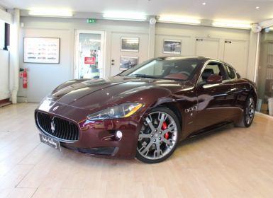 Vente Maserati GranTurismo GRANTURISMO S F1 Occasion