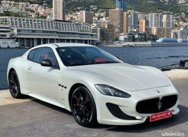 Vente Maserati GranTurismo grantursismo sport v8 s bvr Occasion