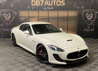 Achat Maserati GranTurismo MC SRADALE V8 4.7 460 ch Occasion