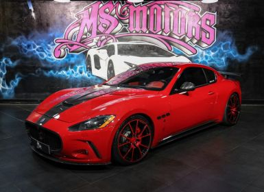 Vente Maserati GranTurismo MC STRADALE MANSORY Occasion