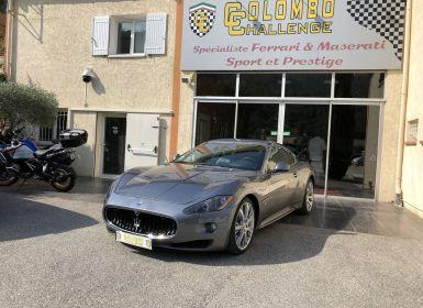 Achat Maserati GranTurismo S (4.7 – 440 CH) Occasion