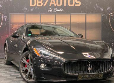 Vente Maserati GranTurismo S 4.7 V8 Occasion