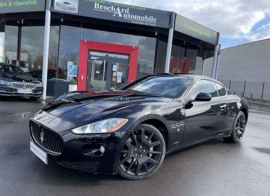 Vente Maserati GranTurismo S 4.7 V8 440CV Occasion