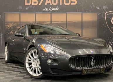 Vente Maserati GranTurismo S 4.7 V8 A Occasion