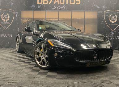 Vente Maserati GranTurismo S 4.7 V8 F1 Occasion