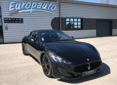 Achat Maserati GranTurismo Sport 460CH F1 Occasion