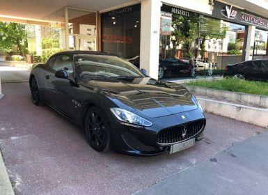 Vente Maserati GranTurismo SPORT 4.7 F1 V8 Occasion