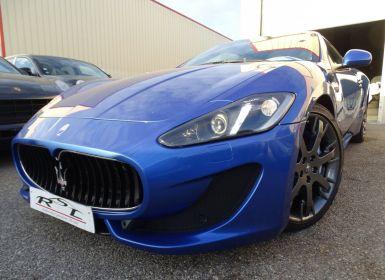 Vente Maserati GranTurismo SPORT 4.7L 460ps BVA ZF MC Sportline  Occasion